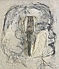 NINO LONGOBARDI Italien född 1953 Selfportrait, Sebastião