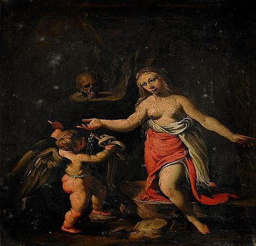 MARCANTONIO BASSETTI Italien 1588-1630 Maria