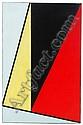 OLLE BAERTLING 1911-1981 thème 1953 Blanc noir, Olle Baertling, Click for value