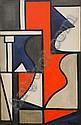 OLLE BAERTLING 1911-1981 utan titel signerad och, Olle Baertling, Click for value