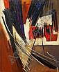 ARTHUR HUGUETTE BERTRAND Frankrike 1922-2005 utan, Huguette Arthur Bertrand, Click for value