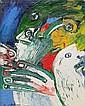 BENGT LINDSTRÖM 1925- 2008 ormtjusaren signerad, Bengt Lindstrom, Click for value