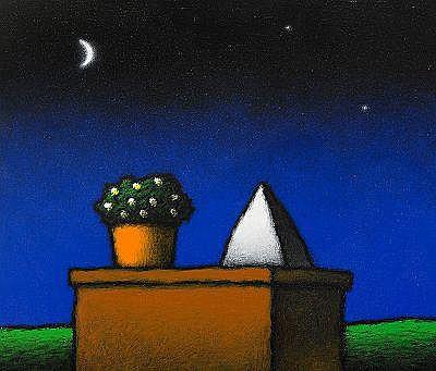 TINO STEFANONI Italien, född 1937 Komposition