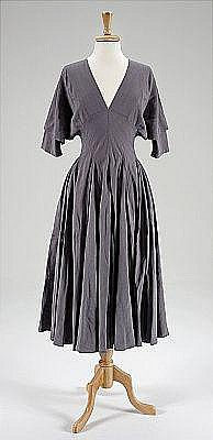 AZZEDINE ALAÏA, Paris, klänning, 1980-tal,