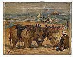 AGNES M. COWIESON Verksam 1882-1940 Portobello