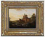 JOHANN FRIEDRICH WEITSCH Tyskland 1723-1802