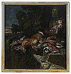 HIERONYMUS GALLE Flandern 1625-1679, tillskriven