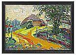 NICOLAS GLOUTCHENKO 1902-1977 Landscape Signed and