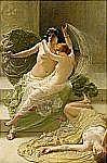 HENRY THOMAS SCHÄFER England 1854-1915 Niobe