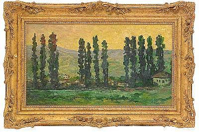 Alexander Vasilievich Kuprin 1880-1960 Crimean