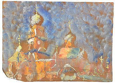 Anatolii Timofeevich Zverev 1931-1986 A Church