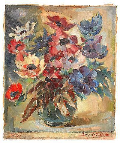 Boris Ivanovich Pastukhov 1894-after 1947 Still