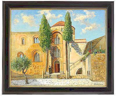 Serge Agababian Sedrac Armenian, 1878-1974 Couvent