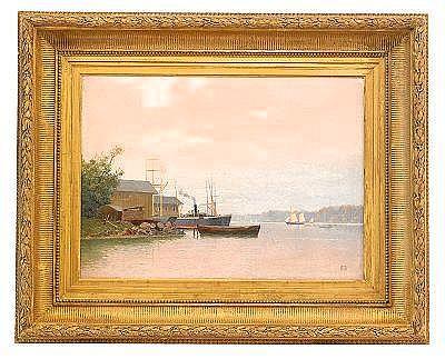 Lev Felixovich Lagorio 1826-1905 Morning on the