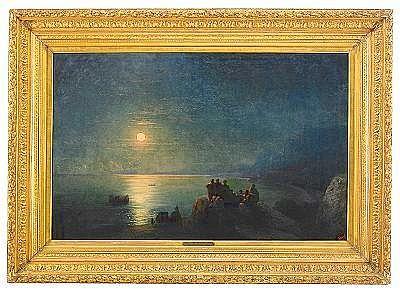 Ivan Konstantinovich Aivazovsky 1817-1900