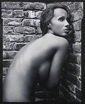 PHOTOGRAPHS: MARK SELIGER USA född 1959 Iman