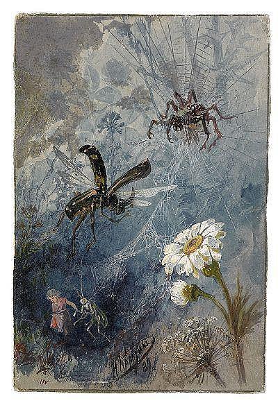 Nikolai Nikolaievich Karazin 1842-1908 Fairy Tale