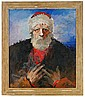 Philip Andreievich Maliavin 1869-1940 Portrait of, Philip Maliavin, Click for value