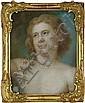 GUSTAF LUNDBERG, 1695-1786, Porträtt, Gustaf Lundberg, Click for value