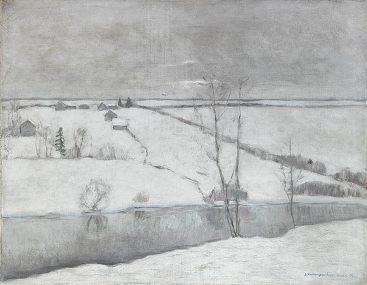 VITOLD KAETANOVICH BIALINITSKY-BIRULIA