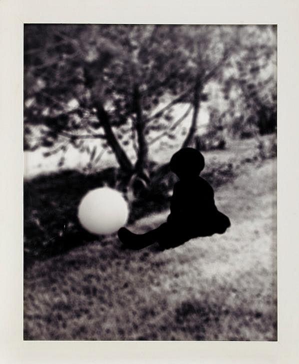 Maria Miesenberger, Utan titel (Flicka med boll)