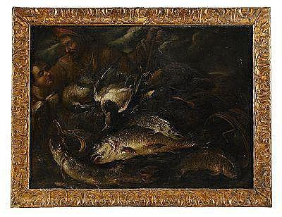 FELICE BOSELLI Italien 1650-1732 Stilleben med