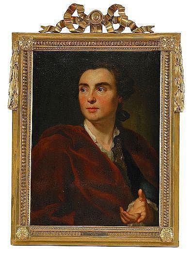 ANTON RAPHAËL MENGS Tyskland 1728-1779,