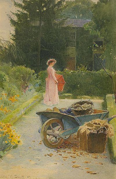 ALFRED CARLTON SMITH England 1853-1946 The new