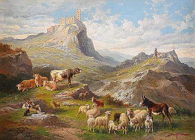 JOHN GIOVANNI CALIFANO Italien/Amerika 1864-1946