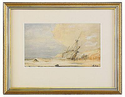HULK, A (sannolikt Abraham H. Jr, England
