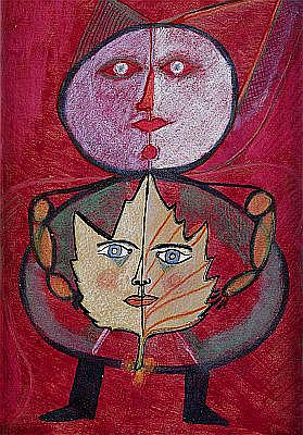 EDOUARD LEON THEODOR MESENS Belgium 1903-1971