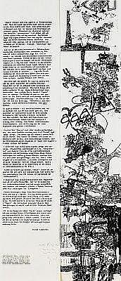 ÖYVIND FAHLSTRÖM Sweden 1928-1976 Opera Signed and