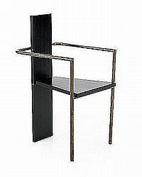 "JONAS BOHLIN, ""Concrete"", chair, Källemo, designed"