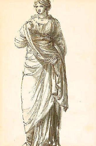 NIKOLAJ-ABRAHAM ABILGAARD Danmark 1743-1809,
