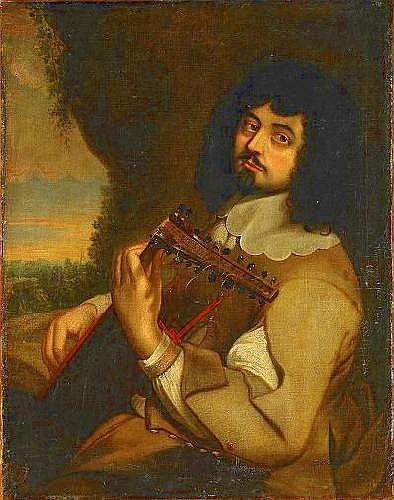 JAN COSSIERS Flandern 1600-1671, tillskriven
