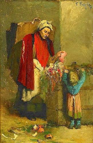FERENC PACZKA Ungern 1856-1925