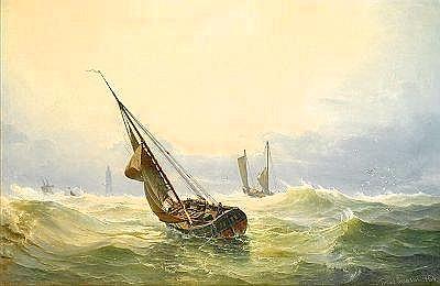 CARL FREDERICK SÖRENSEN Danmark 1818-1879