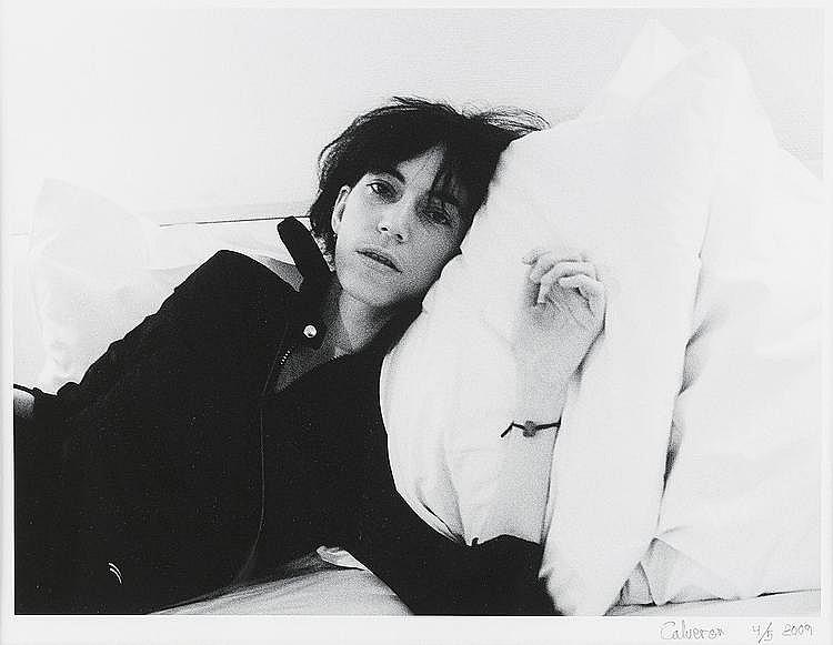 TORBJÖRN CALVERO, född 1949, Patti Smith, Hotel