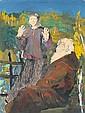 Philip Andreievich Maliavin 1869-1940 Elderly, Philip Maliavin, Click for value