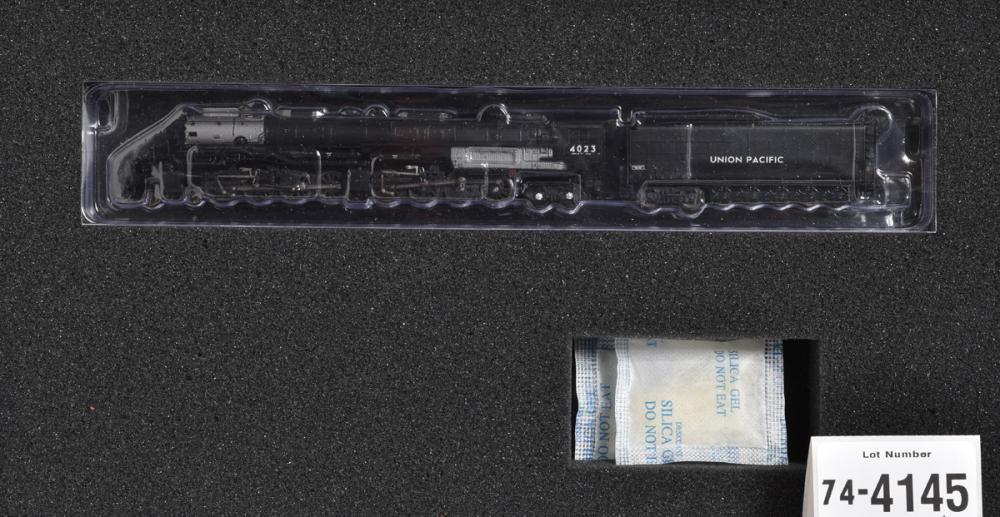Athearn N scale 22904 Union Pacific 4-8-8-4 Big Boy #4023 steam locomotive w/ Tsunami sound & decoder