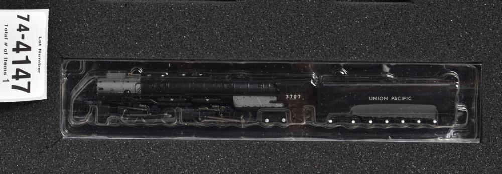 Athearn N scale 22920 Union Pacific 4-6-6-4 Challenger #3707 steam locomotive w/ Tsunami sound and DCC