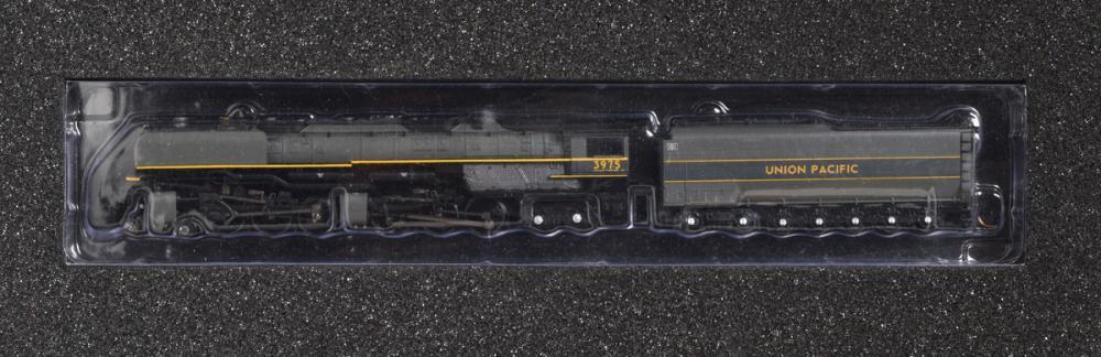 Athearn N scale 11811 Union Pacific 4-6-6-4 Challenger #3979 steam locomotive w/ Tsunami sound and DCC