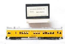 Hallmark Models HO brass Sperry Rail Car - Painted and decaled