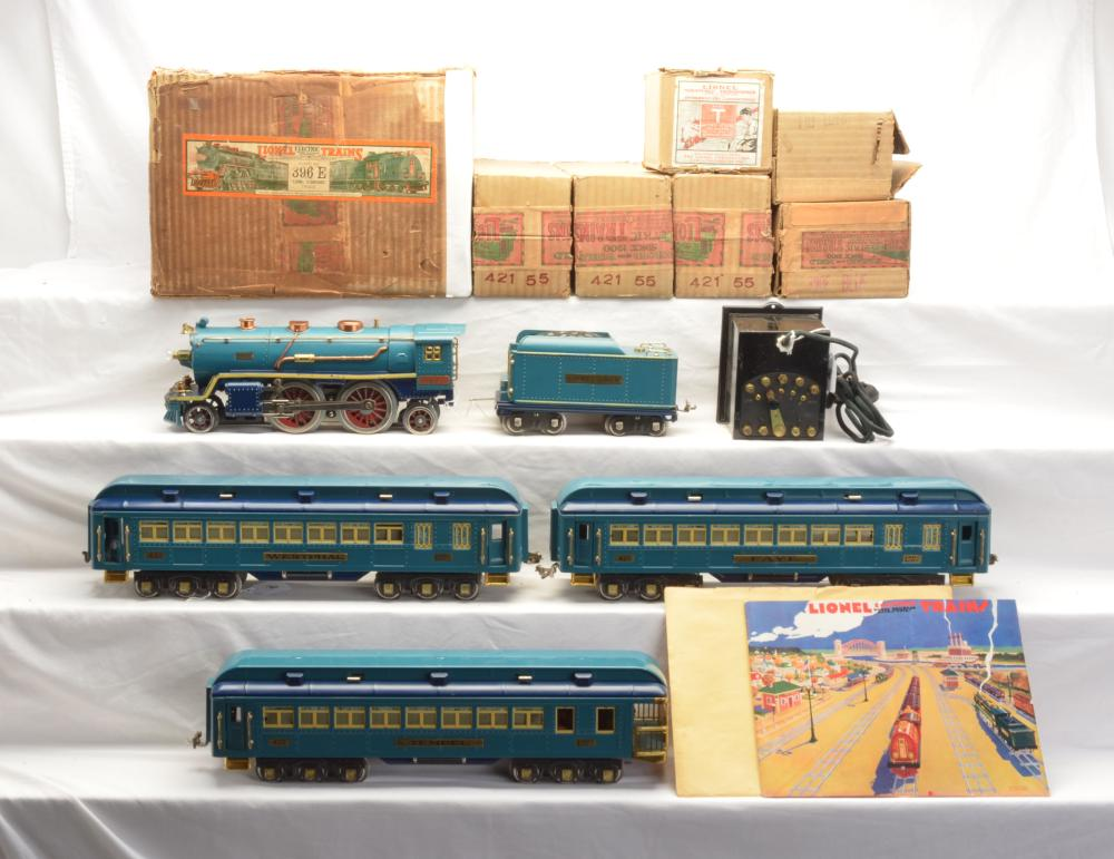 NOVEMBER 23RD, 2019 WEST MIDDLESEX, PA ANNUAL TRAIN & TOY AUCTION