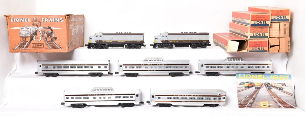 Postwar Lionel Variations
