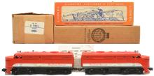Lionel Postwar 211 Texas Special Alco AA Diesels MINT Boxed in Master Carton