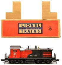 Lionel Postwar 602 Seaboard NW2 Switcher MINT Boxed
