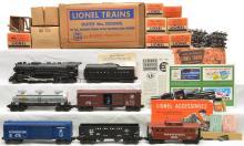 Lionel Postwar Set 2205WS w/736 2046W 3484 6415 6468 6456 6417 MINT Boxed