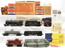 Lionel Postwar Freight Set 1465 w/2034 6066T 6032 6035 6037 MINT Boxed