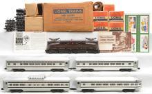 Lionel Postwar Congressional Set 2254W w/2340 2544 2543 2542 2541 MINT Boxed